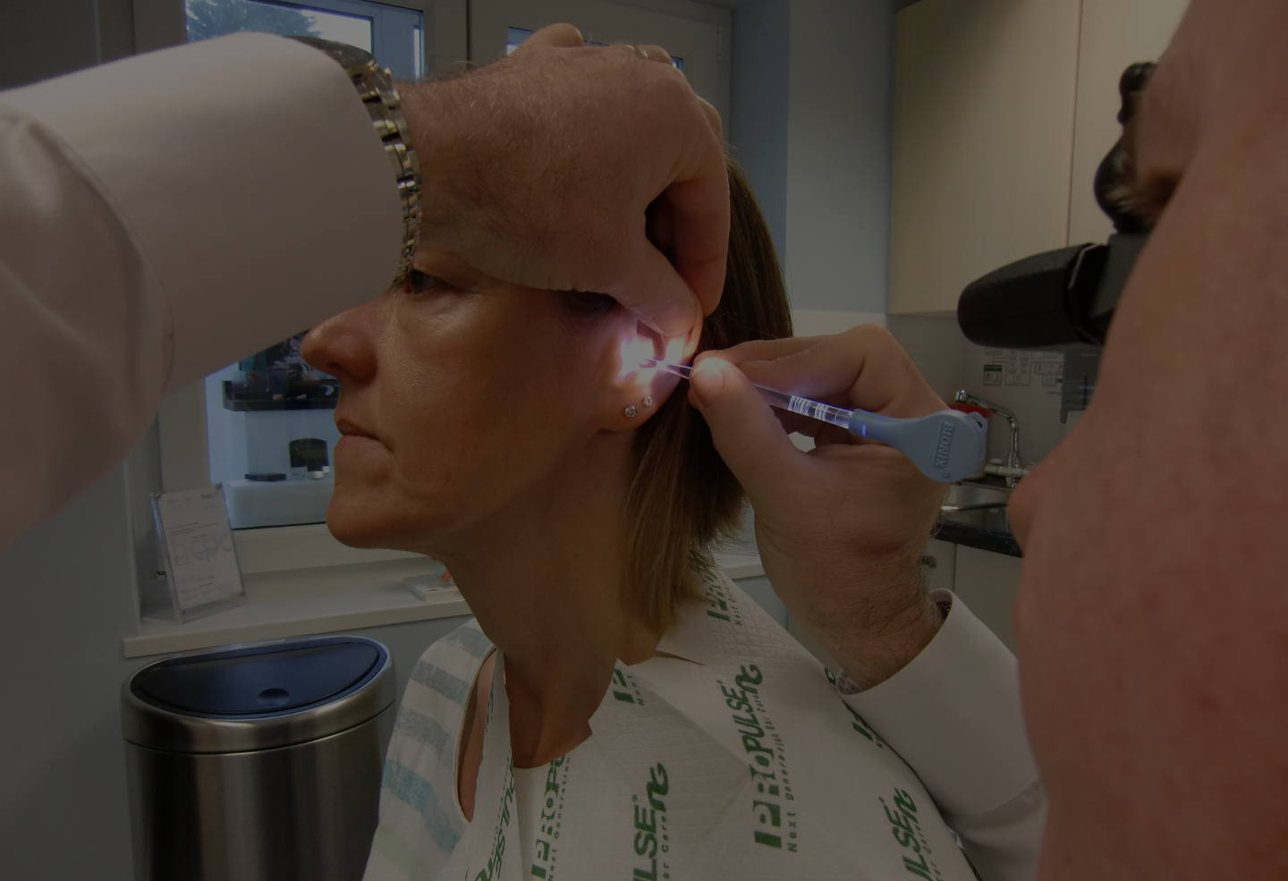 Earwax Removal in Guernsey