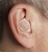 in the ear full shell hearing aids