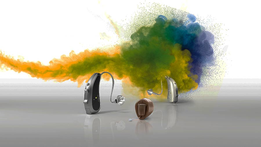 The Finest Hearing Aids From The Best Manufacturers In